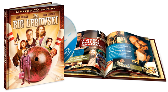 The Big Lebowski (Limited Edition) – Blu-ray Book + Digital Copy