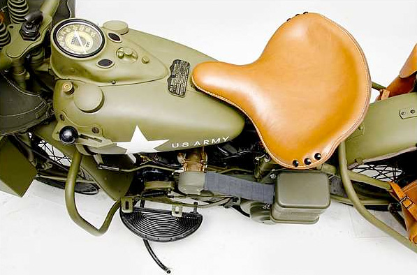 1942 Harley-Davidson World War II