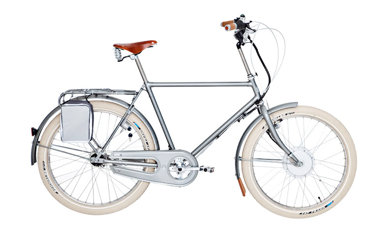Elechic - Electric Cycles :: Velorbis