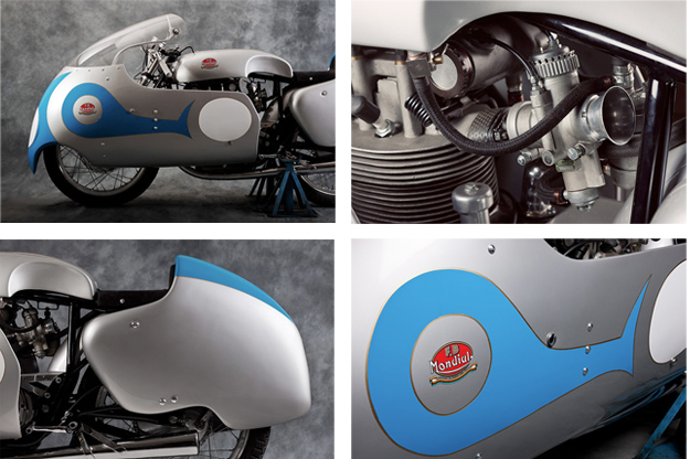 FB-Mondial 250 Bialbero - Bike Exif