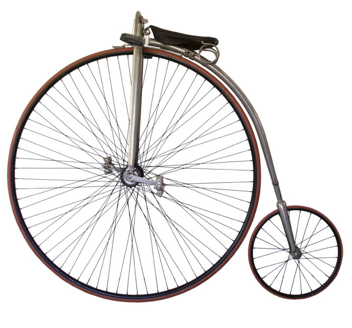 Victor Light Roadster Highwheel Bicycle