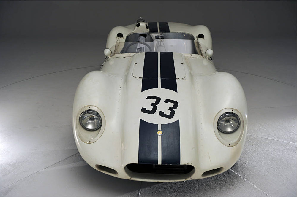 The Ex-Briggs Cunningham Team – 1958 Lister-Jaguar 'Knobbly' Sports-Racing Two-Seater