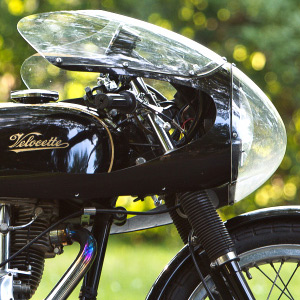 The Last Great Velo 1969 Velocette Thruxton (Sold: $24,570)