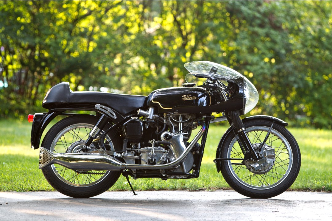 The Last Great Velo 1969 Velocette Thruxton :: Bonhams :: Chip Riegel