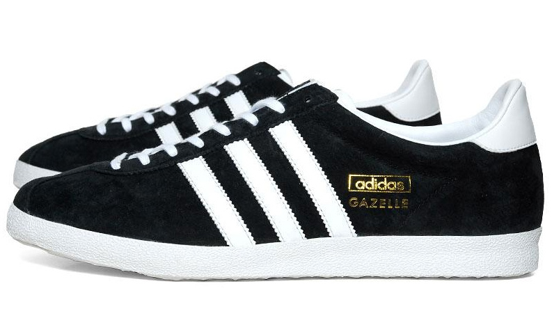 Adidas Gazelle OG Black & White