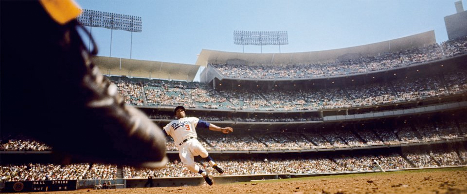 Neil Leifer, Baseball - Ballet in the Dirt