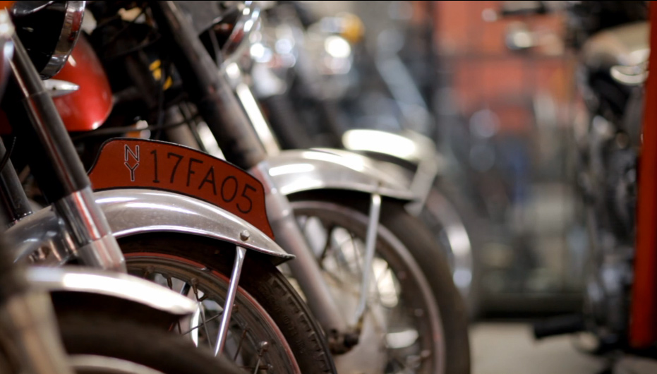 Liberty Vintage Motorcycles - Portrait of a Generation :: Etsy