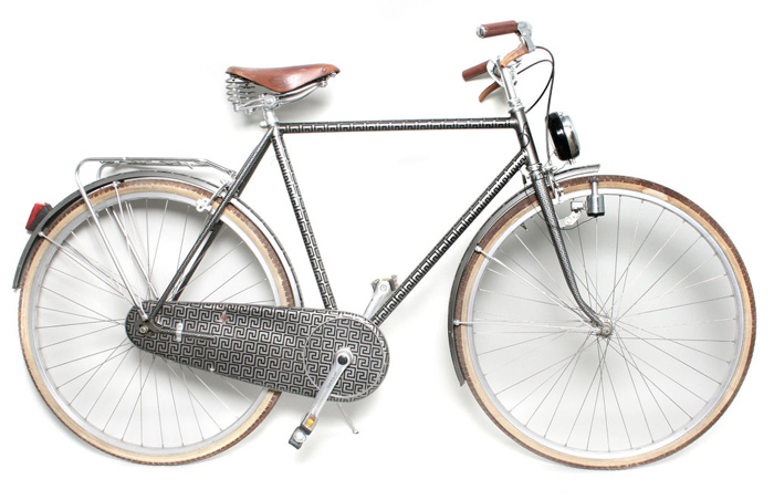 Piero Fornasetti's Personal Bicycle
