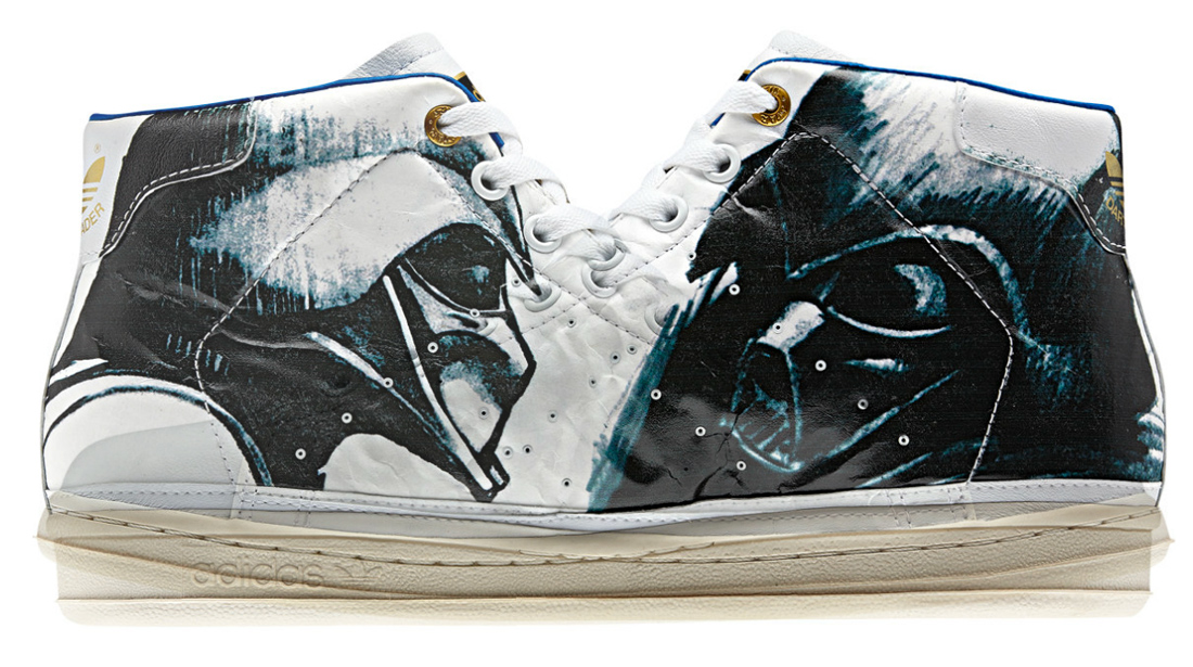 adidas stan smith star wars shoes