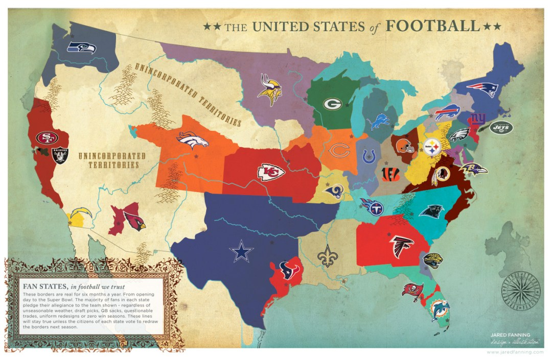 The United States of Footbal :: Jared Fanning