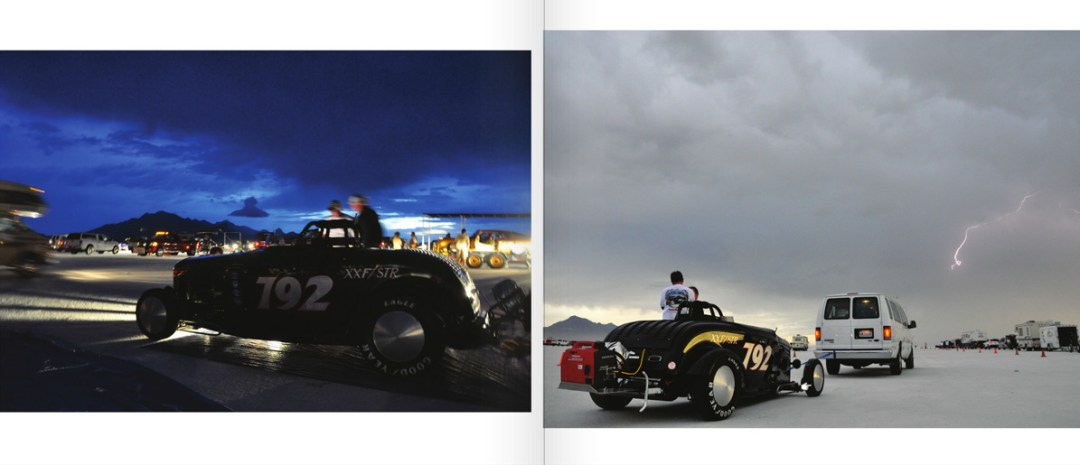Bonneville Salt Flats With 792 :: Blurb Book