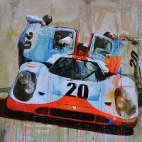 Porsche 917 :: Racing Legends :: Markus Haub