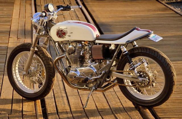 Sandy of Australia Café Racer :: Mule Motorcycles