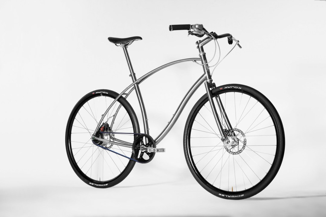 Paul Budnitz Bicycles Titanium No.1 (8)