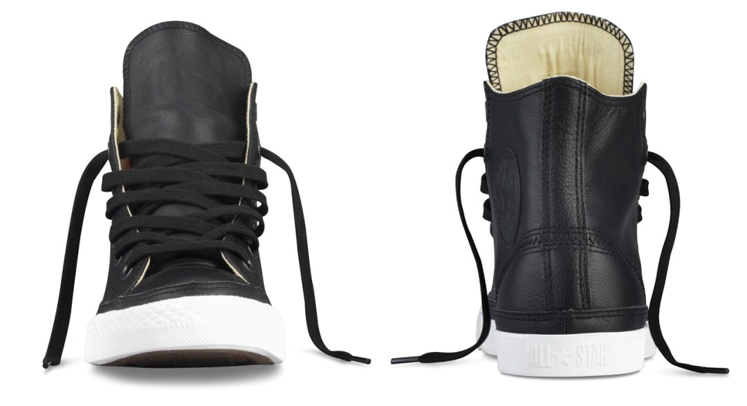 Chuck Taylor Leather :: Converse (2)