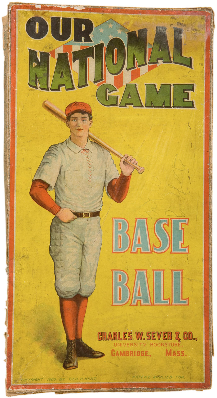 Our National Pastime :: 1900