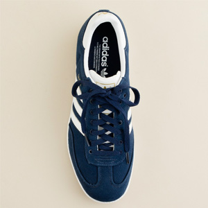 adidas Canvas Samba Sneakers (6)