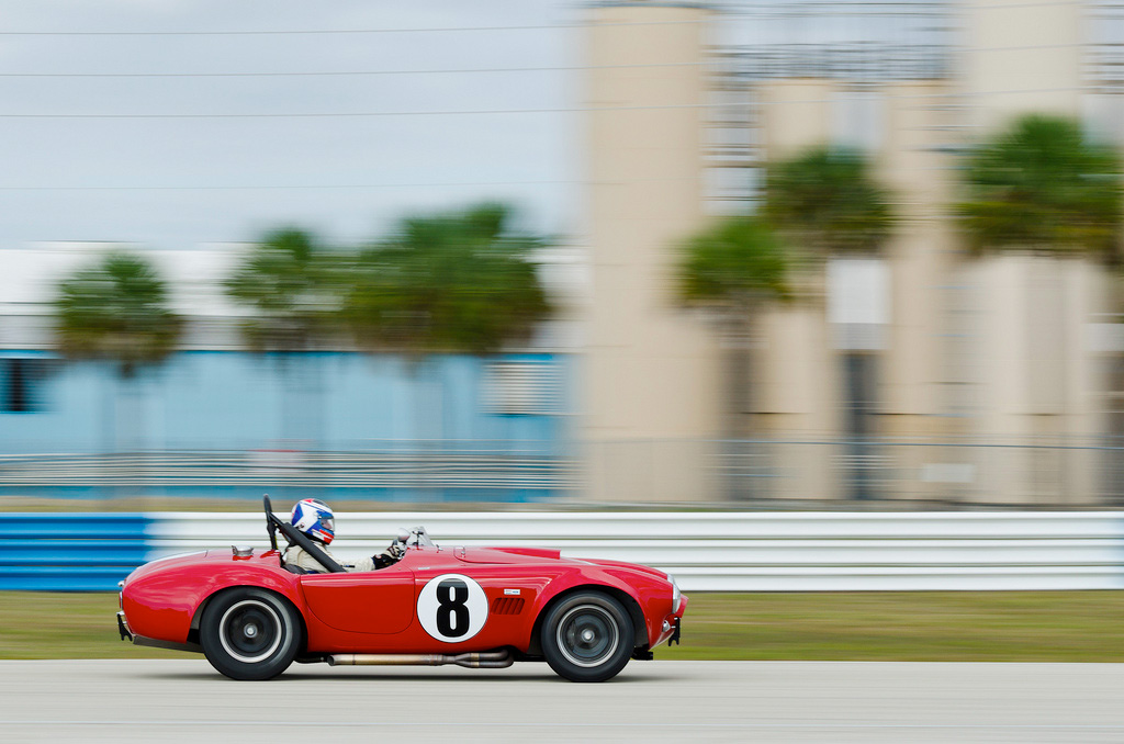 Sebring 2011 - Legends of Motorsports :: Old Boone (3)