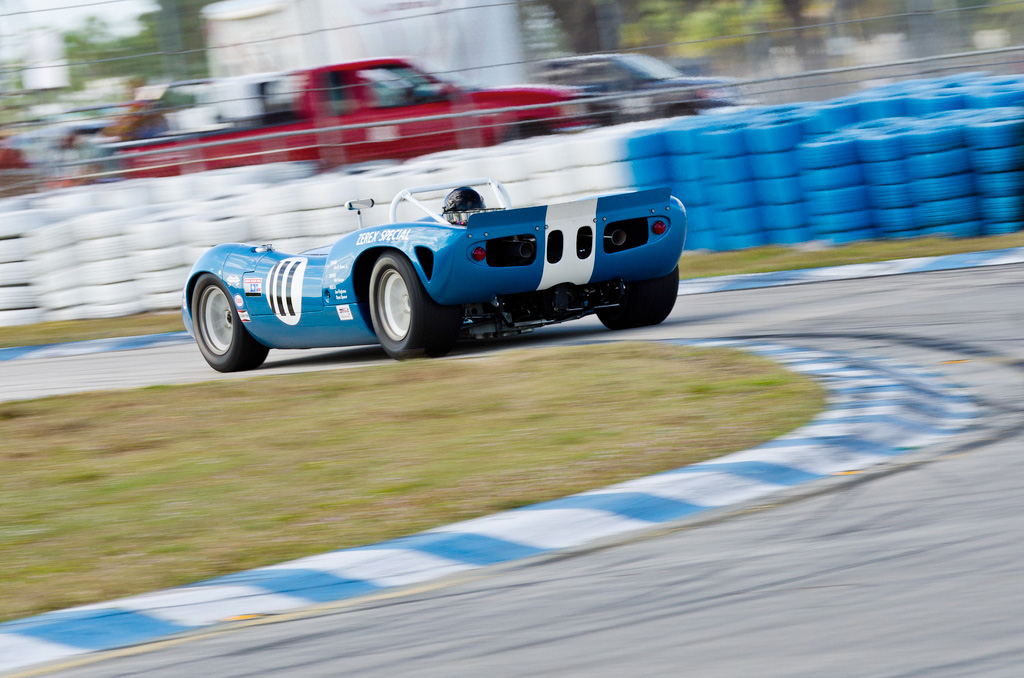 Sebring 2011 - Legends of Motorsports :: Old Boone (4)