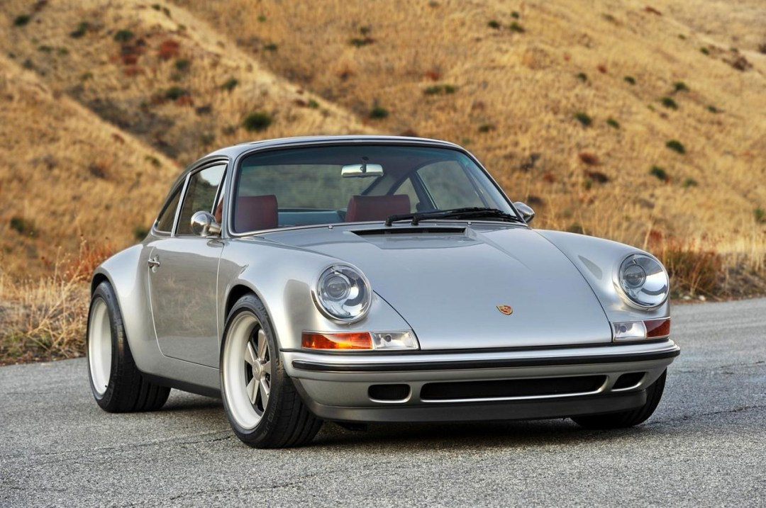 Singer Vehicle Design :: Porsches Reborn & Reimagined (1)