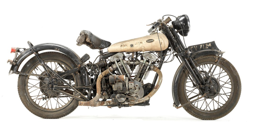 1932 Brough Superior Black Alpine 680 (2)