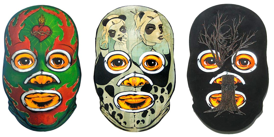 Luchador Collab-​o-​Mask – Part 2 :: Peat Wollaeger (3)