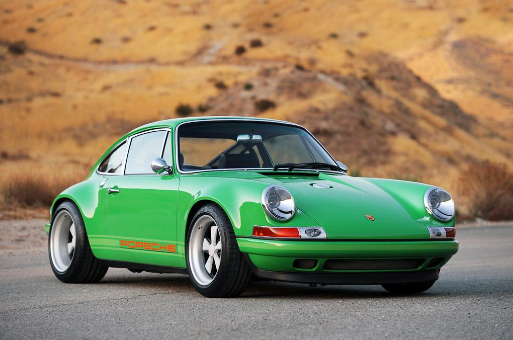 Singer Vehicle Design :: Porsches Reborn & Reimagined
