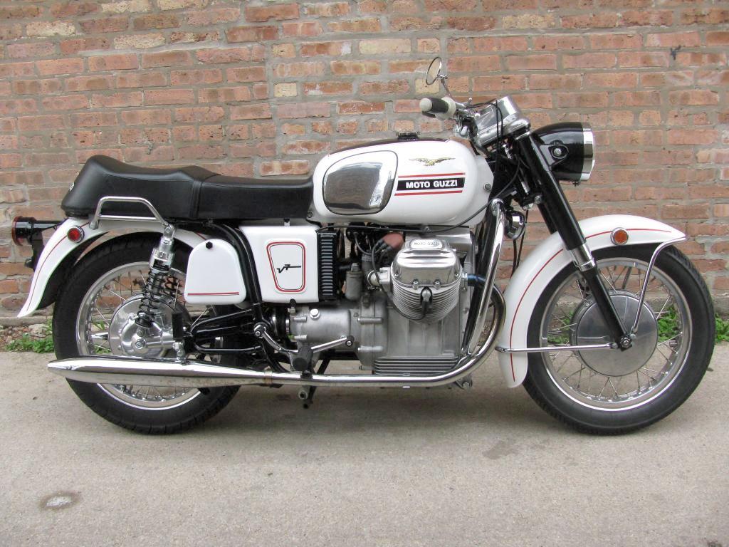 1969 Moto Guzzi A-Series Ambassador (5)