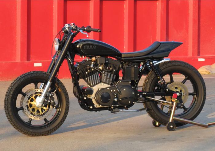Stealth :: Mule Motorcycles