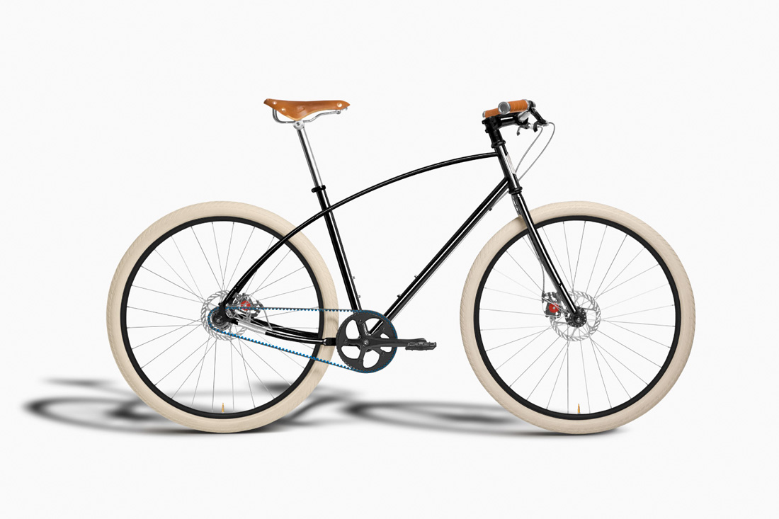 Budnitz Bicycles No.3 Honey Edition (1)