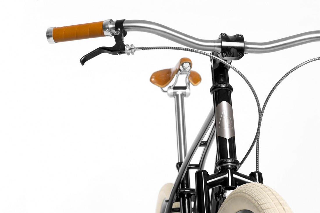 Budnitz Bicycles No.3 Honey Edition (3)