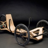 Rennholz Vehicle Concept :: Powered by Bosch (Cordless Drill)