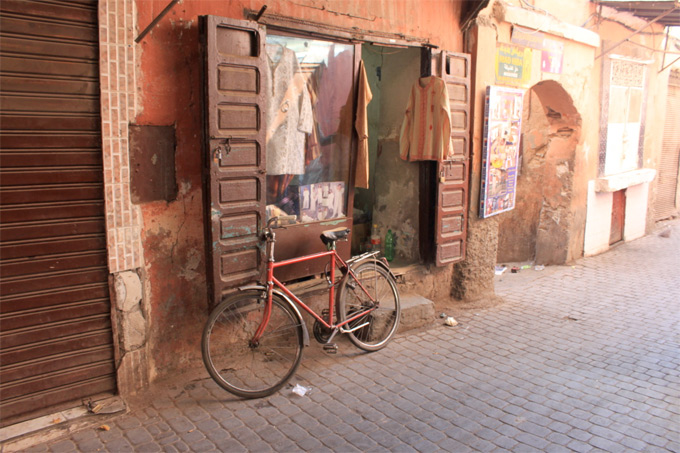 @Marrakesh, Morroco.