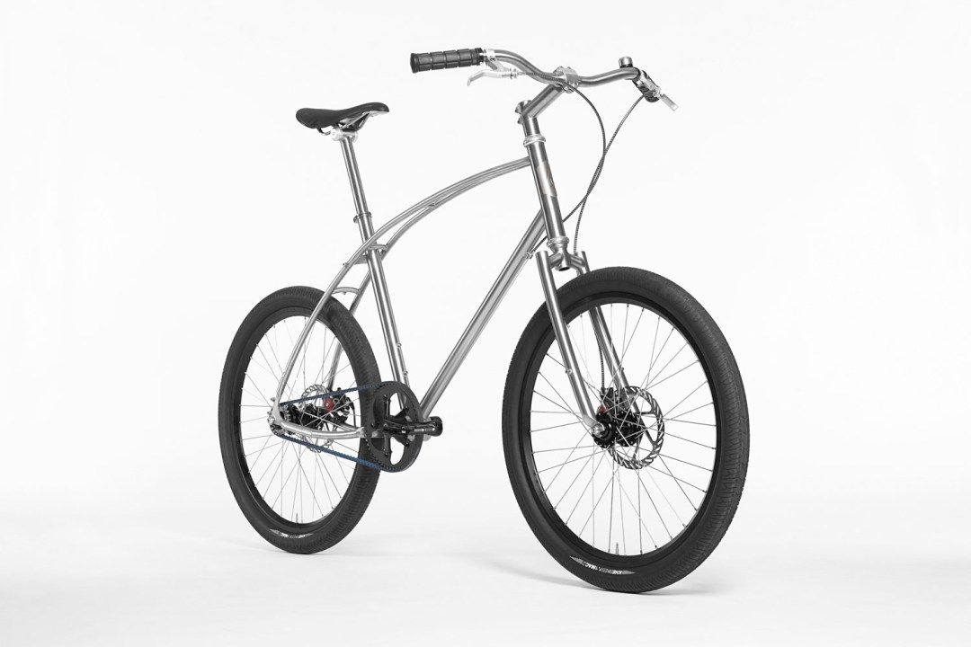 Budnitz Bicycles No.4 Stainless Steel (5)