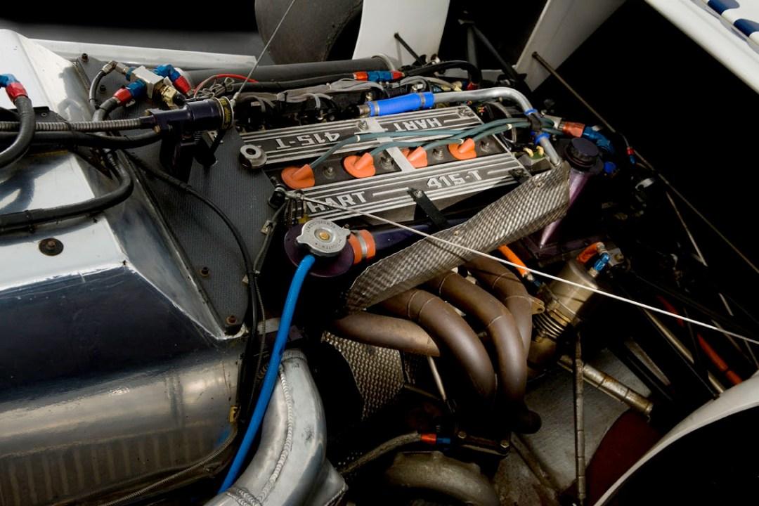 Senna's 1984 Toleman TG-184-2 :: Silverstone Auctions (5)