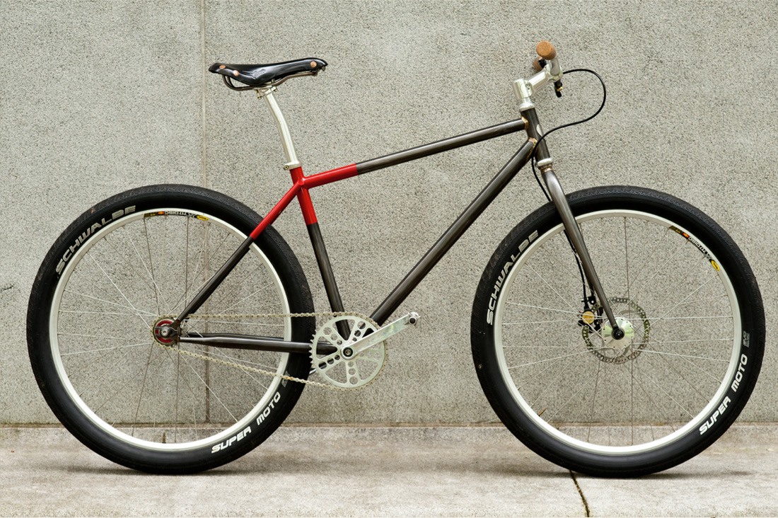 Fast Boy Cycles :: hardass