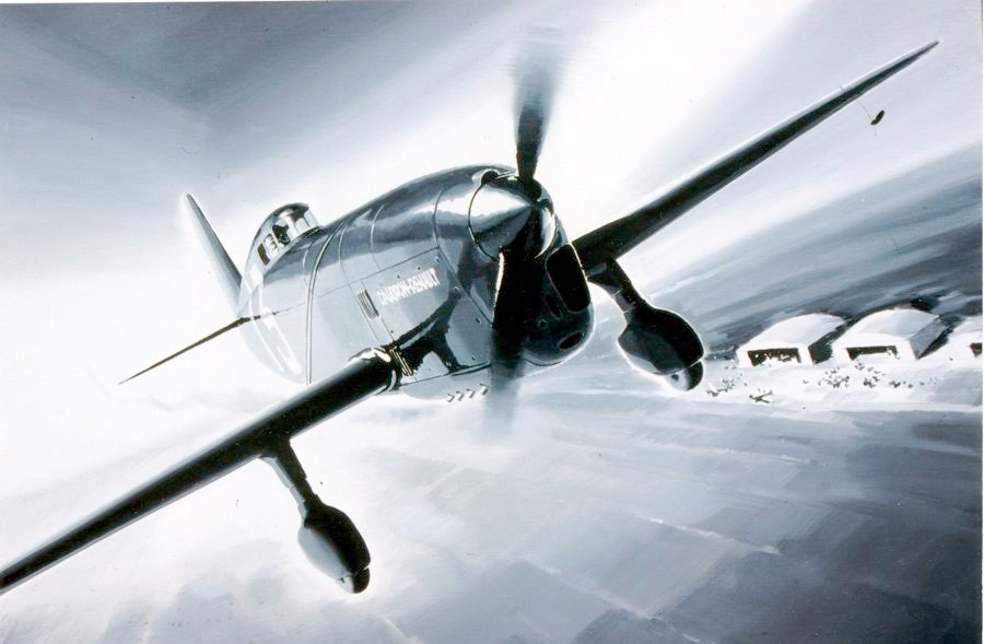 Lucio Perinotto :: Aviation Artist (1)