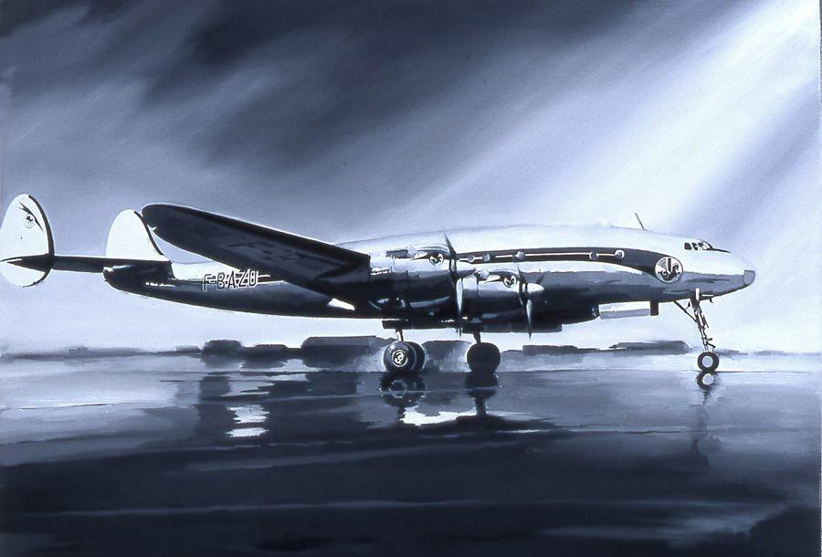 Lucio Perinotto :: Aviation Artist (5)