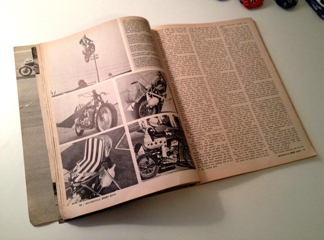 Evel Knievel Grand Canyon Machine (1968) (2)