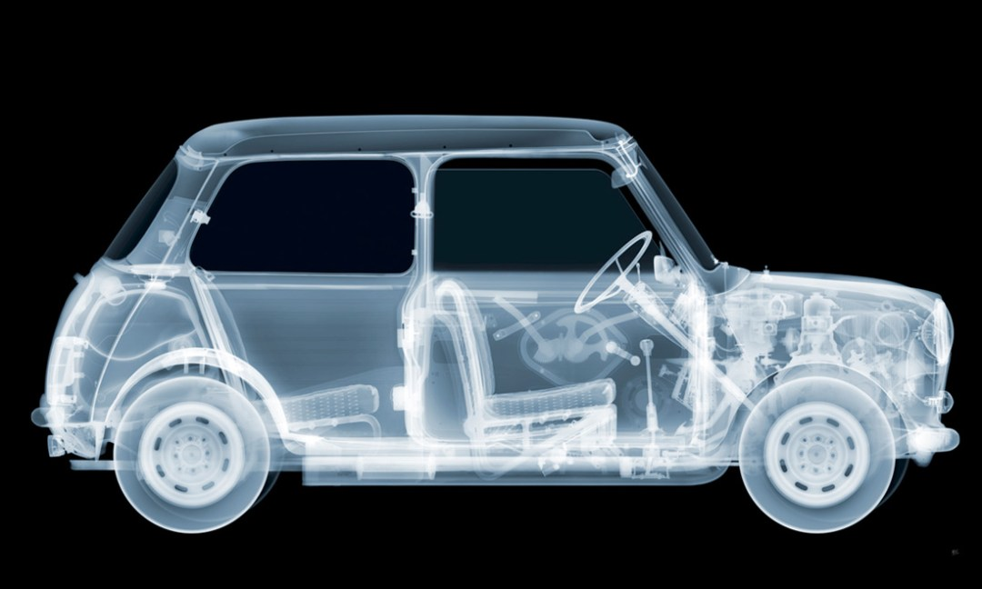 Nick Veasey :: X-Ray Photos (1)