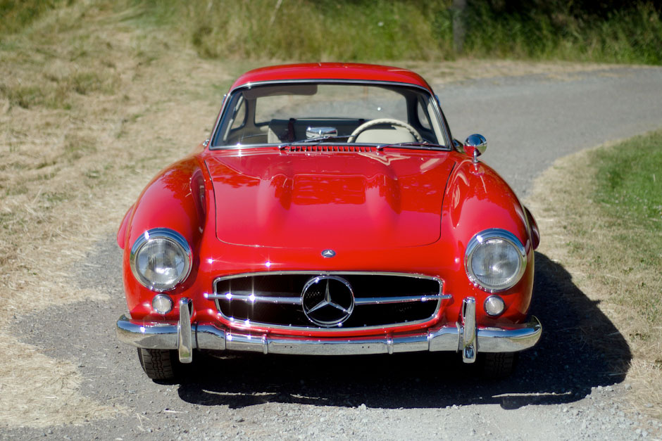 1955 Mercedes-Benz 300SL Gullwing :: Spirited Automobiles