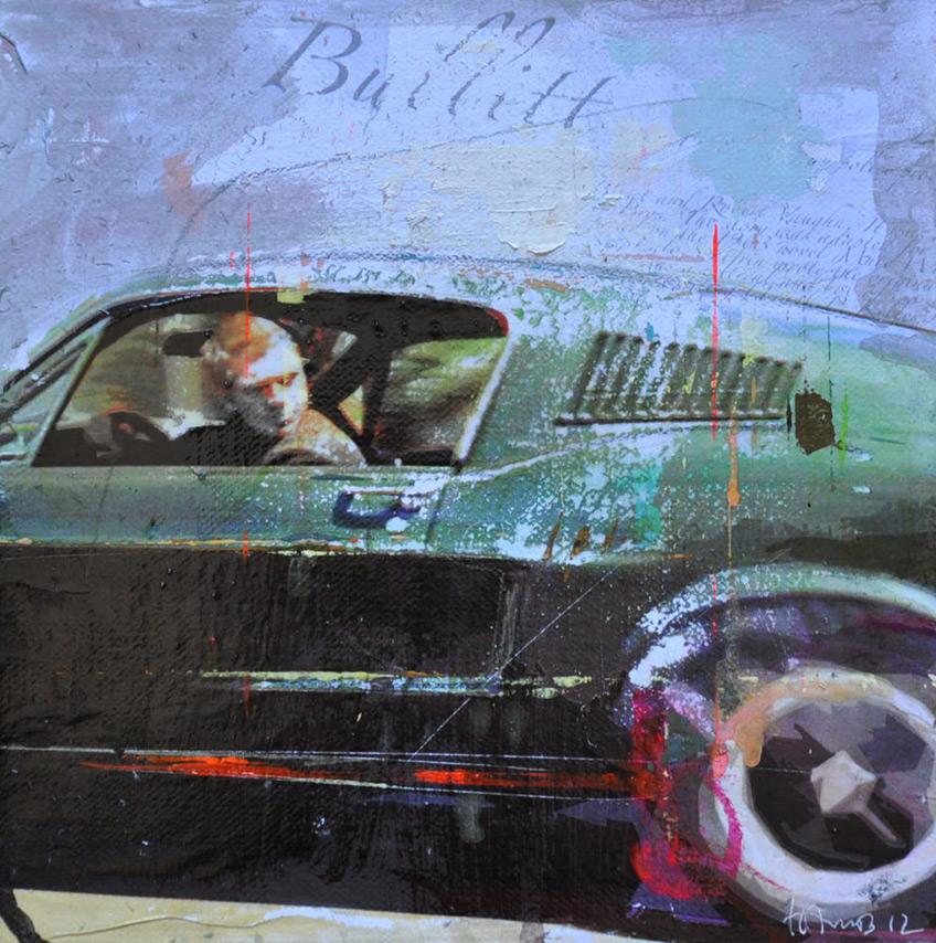 Stars&Cars :: Bullitt / Steve McQueen