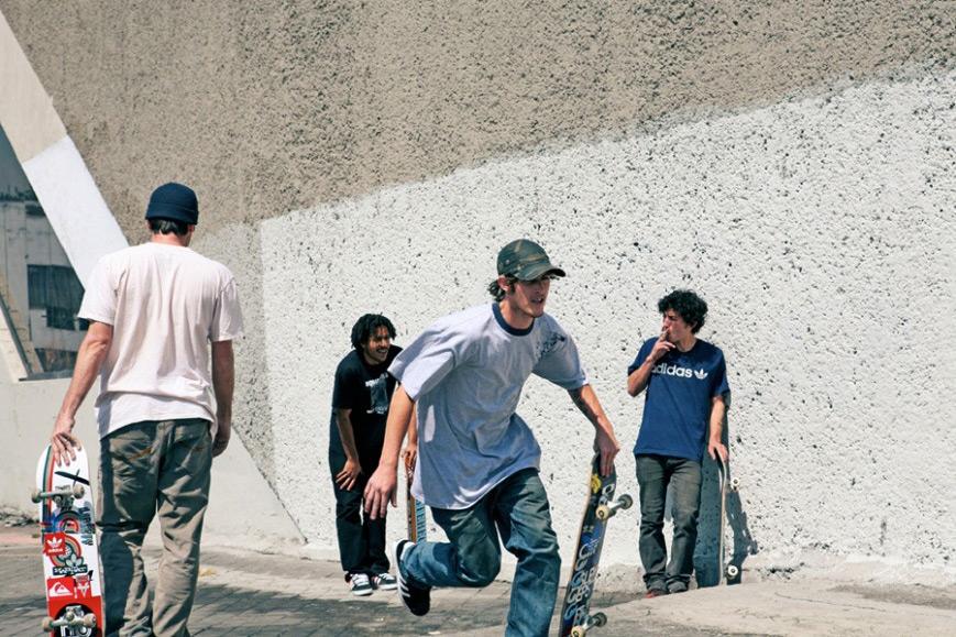 adidas skateboarders - Mexico City