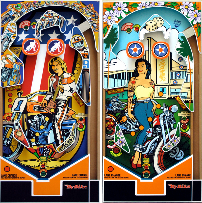 Pinball Art :: Antonio Merinero (1)