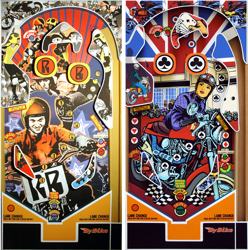 Pinball Art :: Antonio Merinero (2)