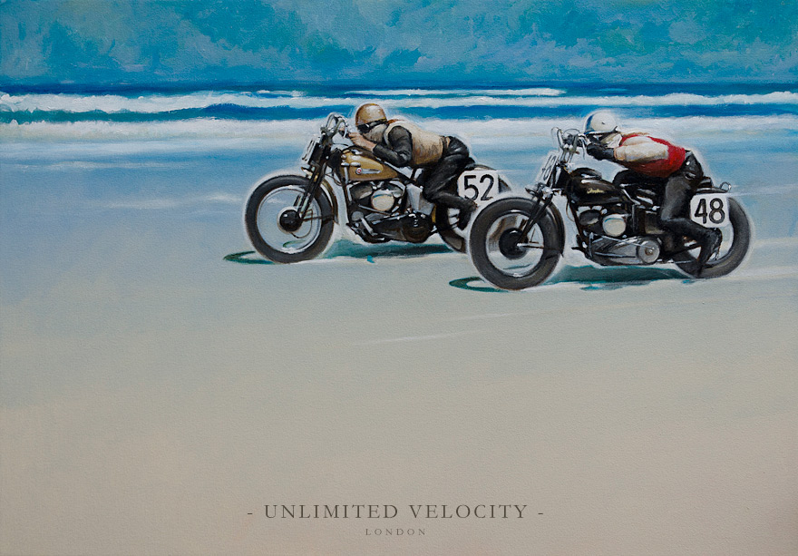 Daytona Beach :: Unlimited Velocity