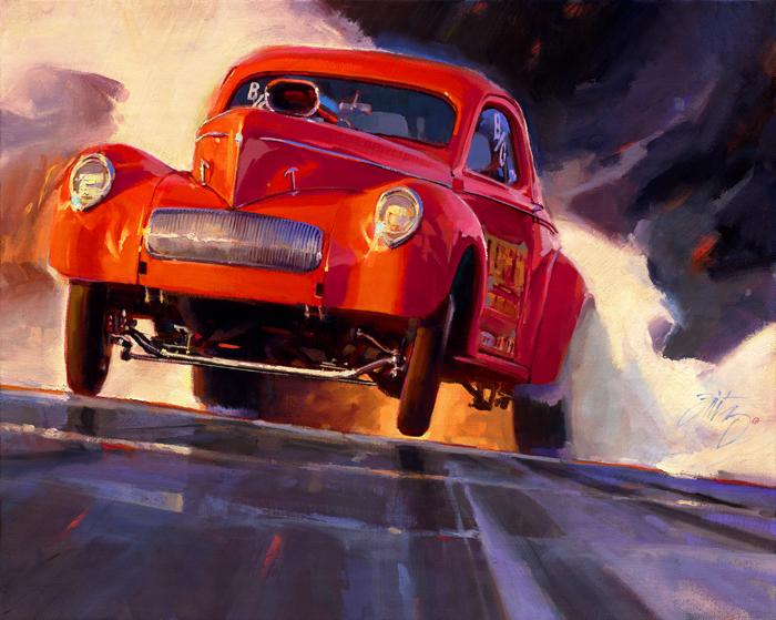 Tom Fritz :: Artist