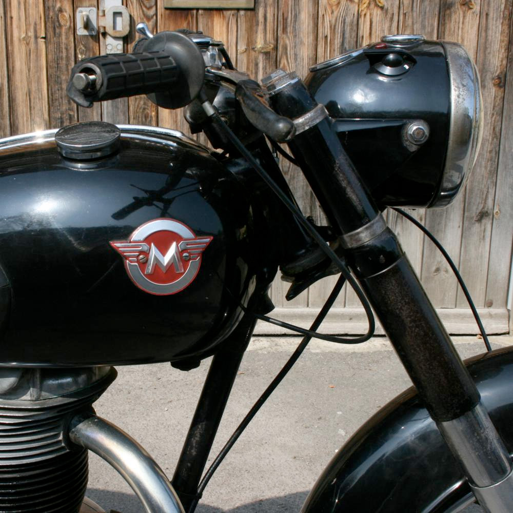 Matchless 350cc Model G5