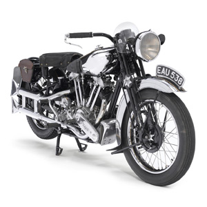Top Ten Rare Motorcycles For Sale :: Bonhams Quail Lodge Sale