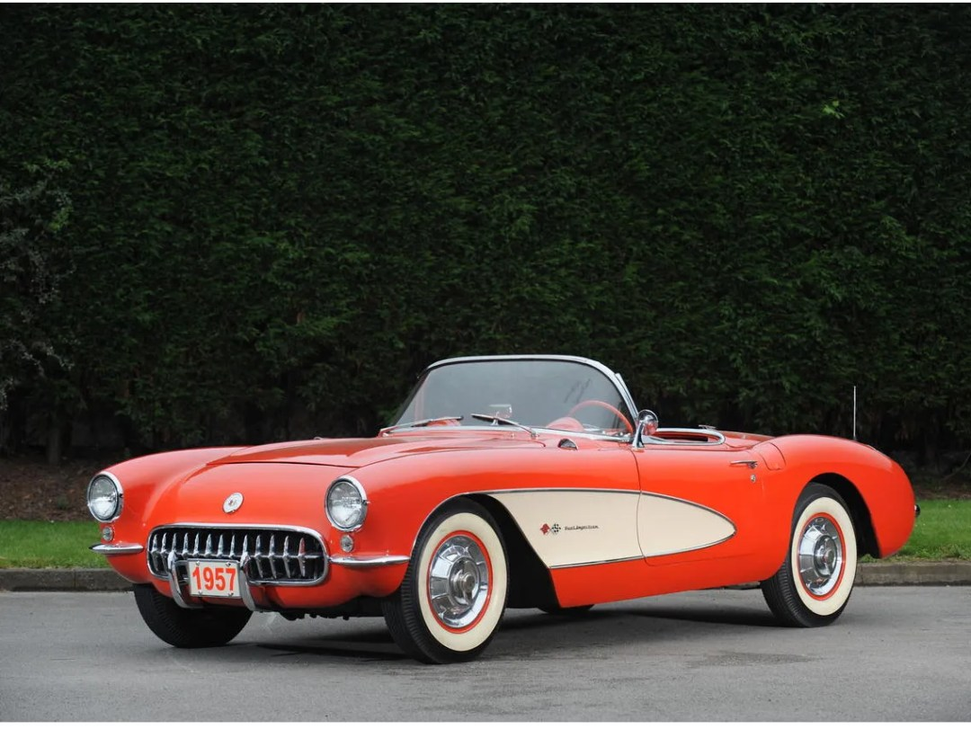 1957 Chevrolet Corvette Roadster (2)